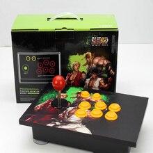 8 Botões Joystick de Arcade Pc Joystick Controlador de Jogo de Computador Arcada Varas New King Of Fighters Presente Consolas Joystick