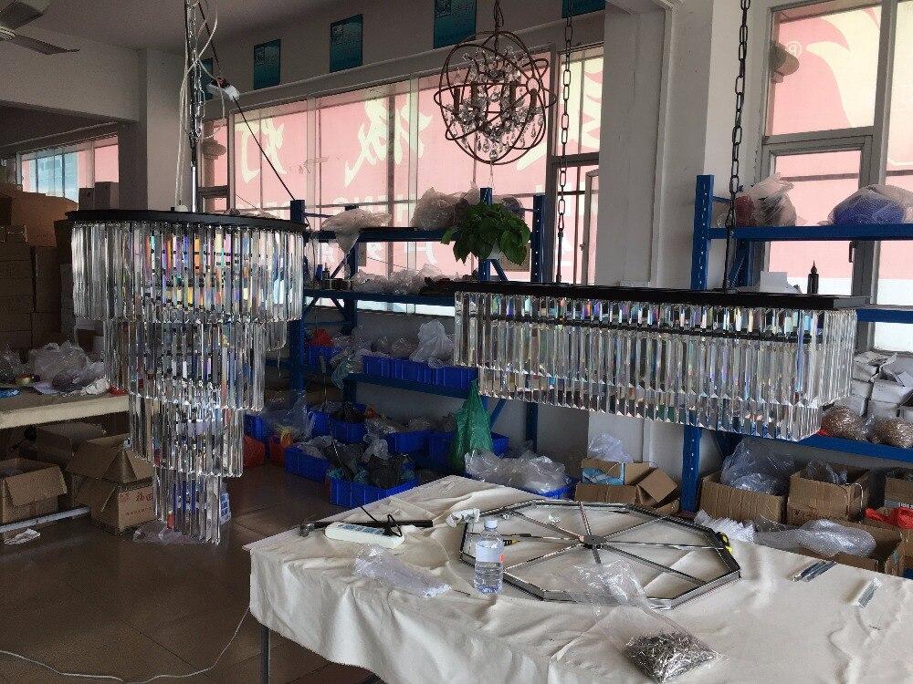 Moderne luxe trap kroonluchter verlichting rh kroonluchters trap