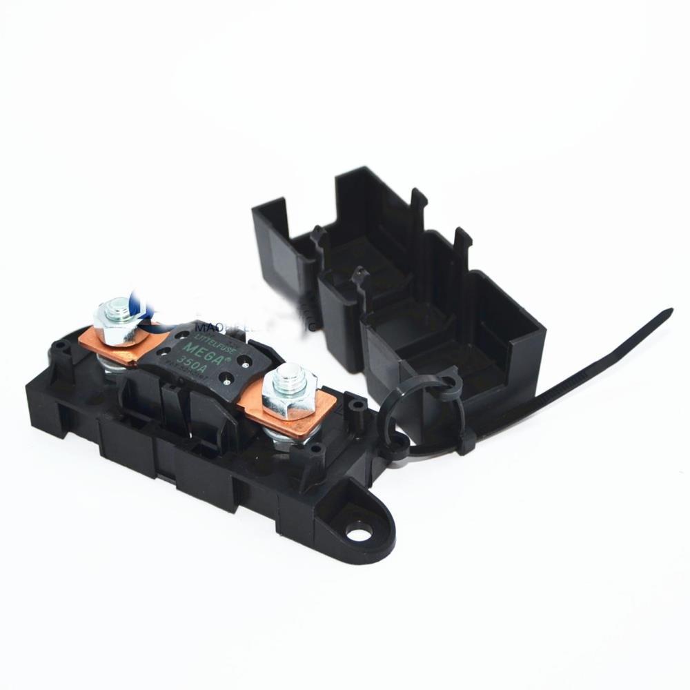 Free shipping 2pc high quality original car fuse holder MEGA car fuse base fuse not included [sa]new original alarm fuse base fuse holder ds 401a