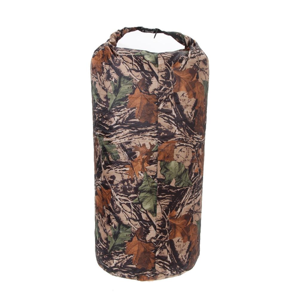 75L Waterproof Bag Dry Bag Outdoor Sport Bag Large Capacity Water Resistant Bag Portable Camping Travel Bag For Swimming Boating
