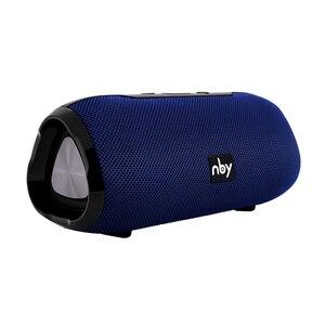 Image 5 - NBY אלחוטי Bluetooth רמקול סאב נייד רמקול עם מיקרופון חיצוני רמקול קול מערכת 10W סטריאו מוסיקה סראונד
