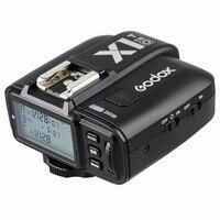 nikon sony GODOX X1T-F X1T-C X1T-S X1T-O X1T-N Wireless 2.4G TTL HSS פלאש משדר טריגר עבור Canon Nikon Sony Fujifilm אולימפוס מצלמה (2)