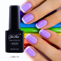 YAOSHUN #34 Color Nail Polish  DIY Nail Art Salon Soak Off Gel Varnish Long Lasting UV Gel Lacquer Nail Gel Polish