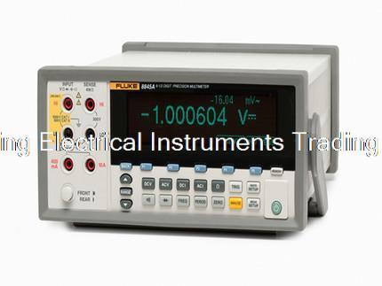 Fluke 8845A 6.5 Digital Precision Multimeter 35 ppm 120V Bench Multimter