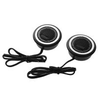 2Pcs Car Speaker HL 600 Modified Tweeter High Efficiency Car Horn Sensitivity Auto Speaker Accessory Auto