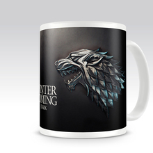 Winter is Coming Color Changing Ceramic Mug