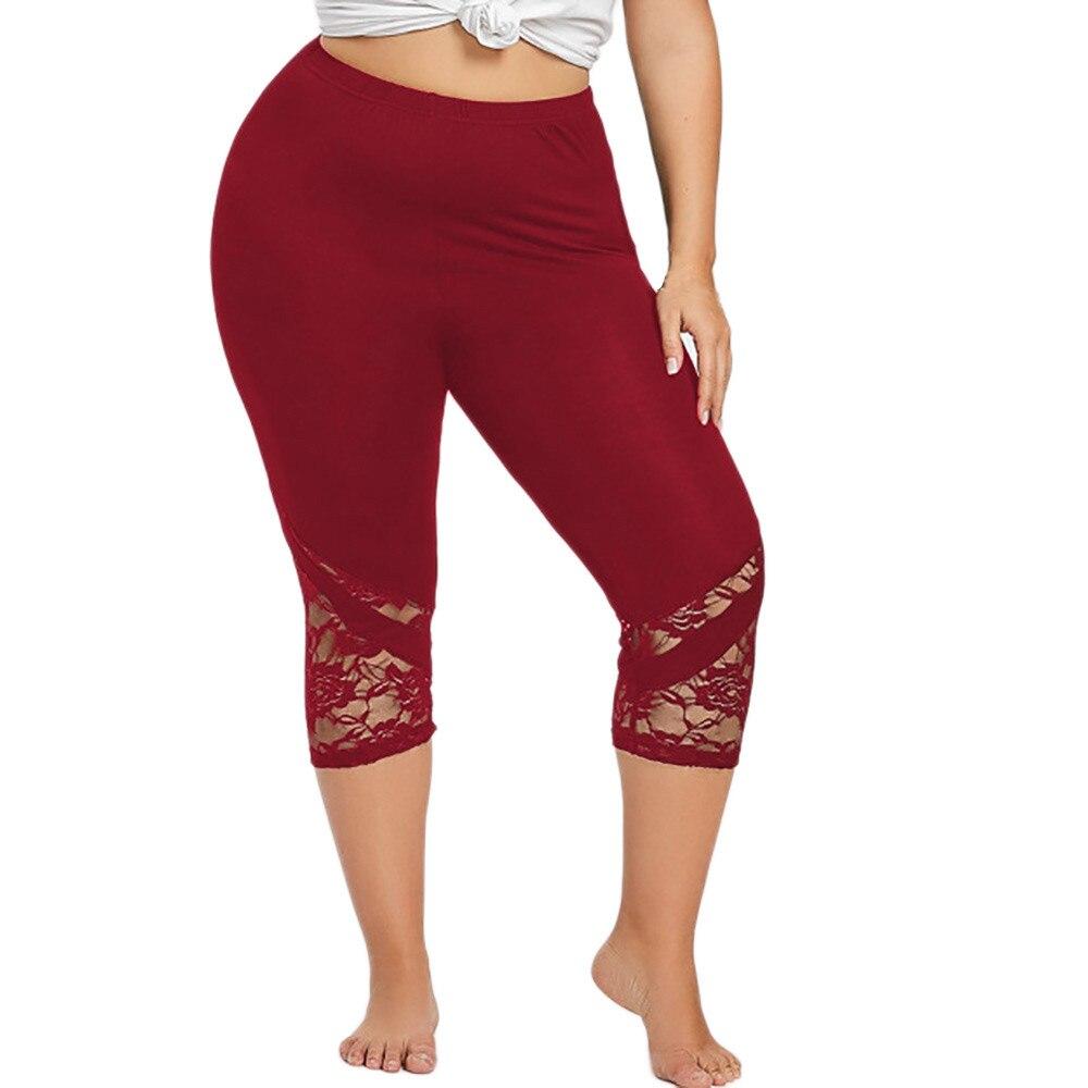 Modern Girls Fashion Women Lace Plus Size XL 5XL Size