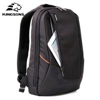 Kingsons Expandable Backpack Men Women Anti Theft Back Pack Travel Mini Bagpack Waterproof School Bag for Teenager Male Mochilas