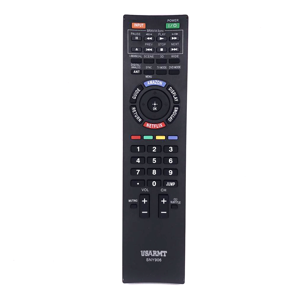 USARMT Brand New For SONY SNY906 RM-ED062 RM-YD035 RM-ED011 RM-GB001 TV Remote Control DST-HD100 KDL32EX500 KDL55HX729 new in stock 61 011 001