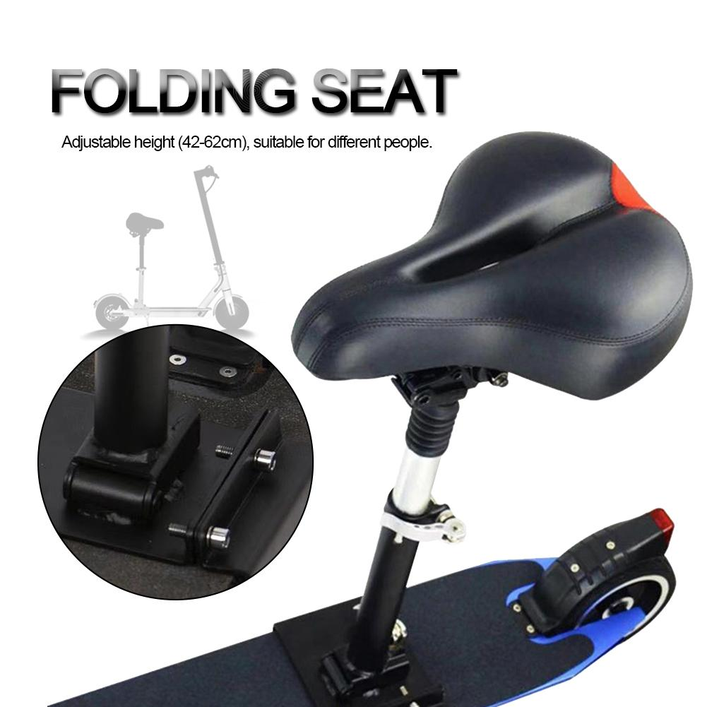 <font><b>Scooter</b></font> Saddle Foldable Height Adjustable Shock-Absorbing Seat Chair For <font><b>Xiaomi</b></font> <font><b>Mijia</b></font> <font><b>M365</b></font> <font><b>Pro</b></font> <font><b>Electric</b></font> <font><b>Scooter</b></font> Accessories image
