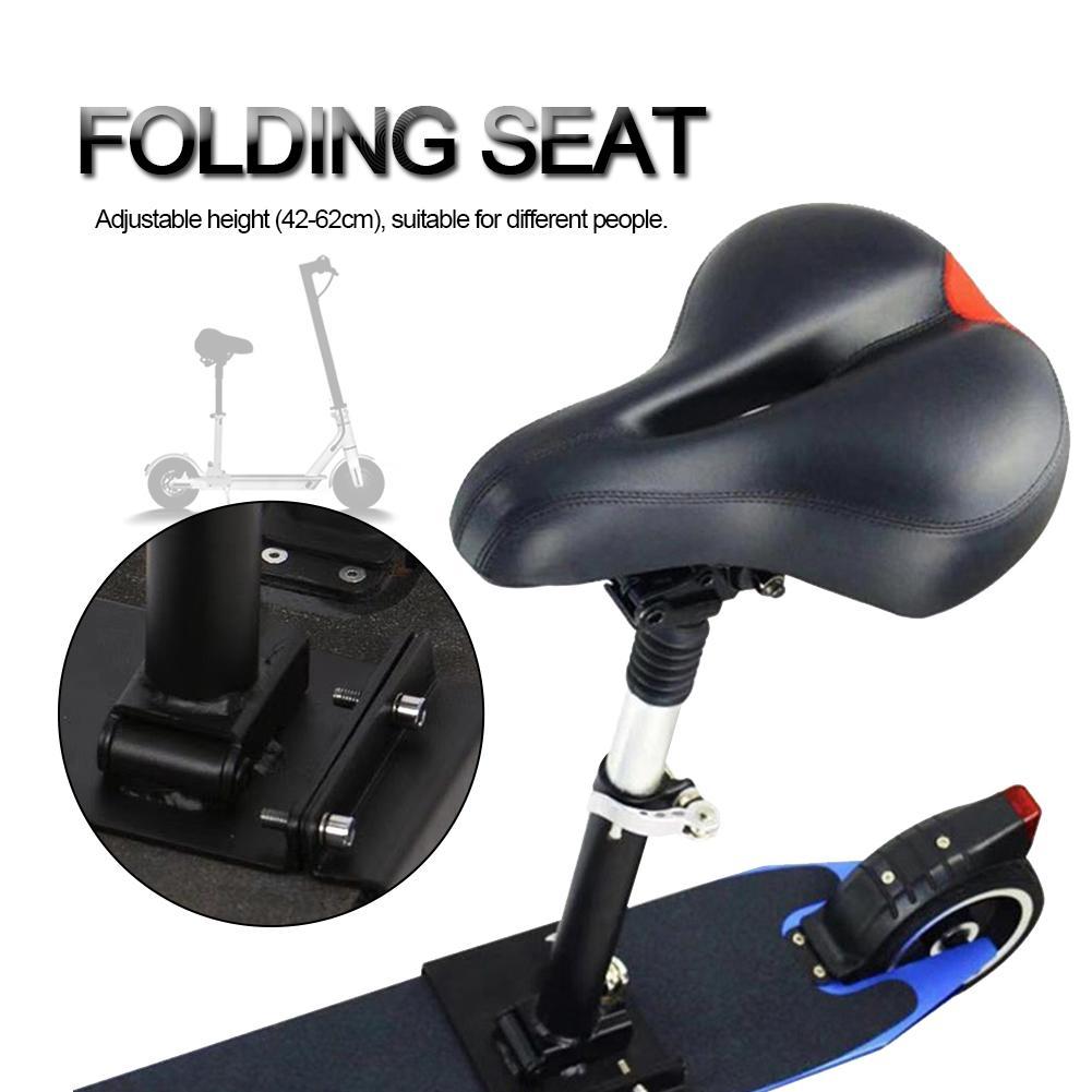 Selle de Scooter pliable hauteur réglable amortisseur siège chaise pour Xiaomi Mijia M365 Pro accessoires de Scooter électrique
