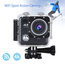 M21 4K/30fps 1080P 16MP WiFi Sport Action Camera 2.0″ Wide Angle HD 170 Degree DVR Helmet Video Waterproof Diving Camcorder
