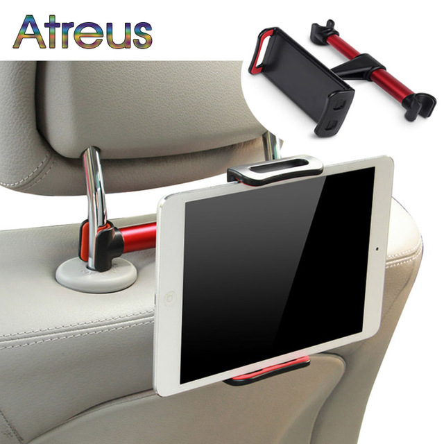 Atreus Car Back Seat Headrest Mount Bracket For Ipad Tablet Pc For