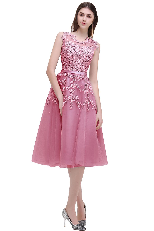 Lujo Vestido De Dama De Houston Molde - Ideas de Vestido para La ...