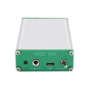 Image 1 - AIYIMA Mini Headphone Amplifier PCM2706 HIFI Audio Decoder DAC USB Sound Card TDA1305DAC Headphone Amplifiers Amplificador DIY