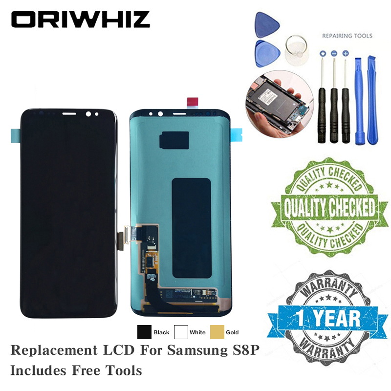 OLED Quality LCD For Samsung S8 Plus S3 S6 G9200 G90f G920a G920i Screen Replacement Display Touch Screen Assemply Digitizer OLED Quality LCD For Samsung S8 Plus S3 S6 G9200 G90f G920a G920i Screen Replacement Display Touch Screen Assemply Digitizer