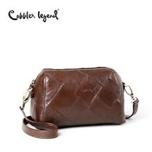 Cobbler legend 2017 новая мода натуральной кожи женская сумка на плечо для девочек crossbody сумки для женщин сумки 0900303-a-1