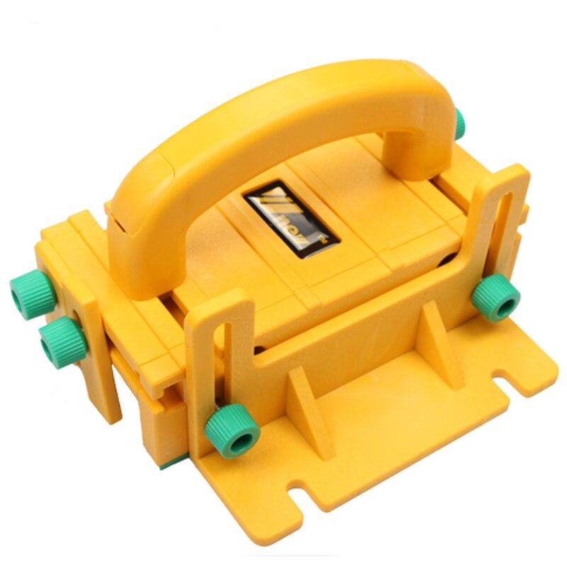 3D sécurité push-pull électrique scie circulaire poussoir table scie à ruban travail du bois pousser règle poussoir outils de travail du bois - 3