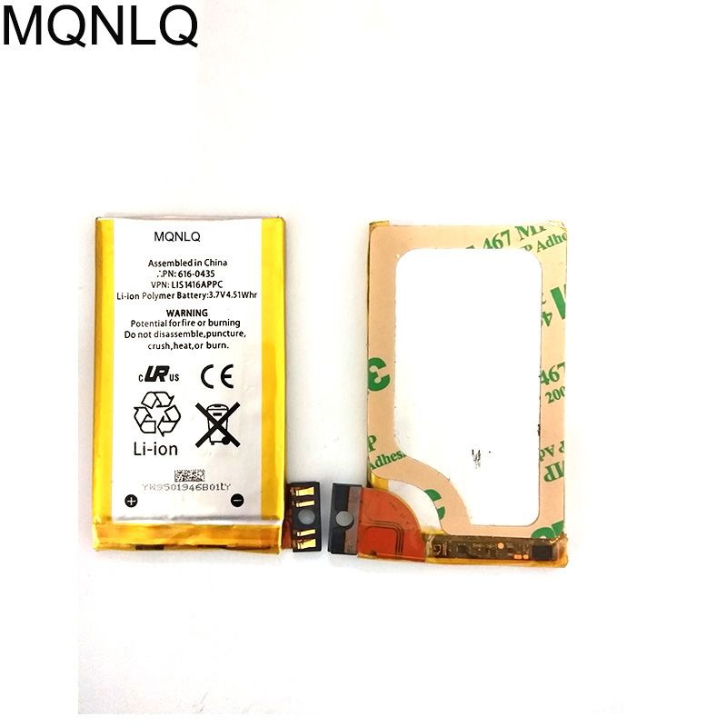 MQNLQ For iPhone <font><b>3GS</b></font> <font><b>Battery</b></font> New Replacement <font><b>batteries</b></font> bateria for iPhone3gs High Quality image