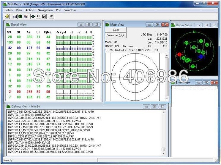 Датчик GPS GMOUSE USB GPS/Google /162