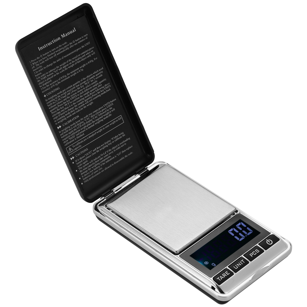 Pocket Scale Accurate Digital Kitchen Scale Jewelry Scale ...