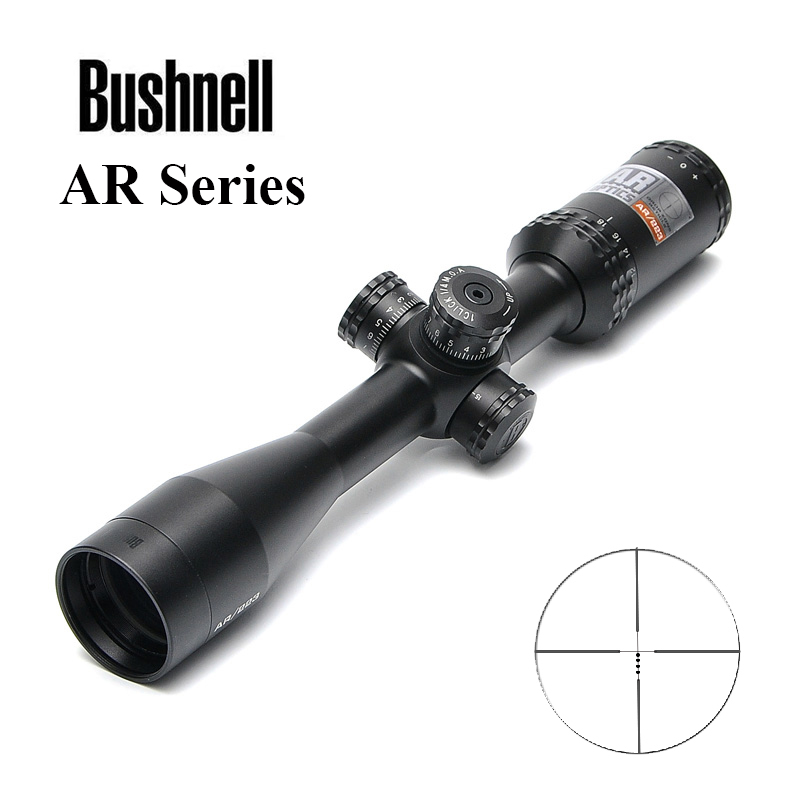 BUSHNELL 4,5-18x40 AR/223 Тактический Riflescope оптический прицел Crosshair Rifle Scope Long Distance охотничьи прицелы для снайперской винтовки