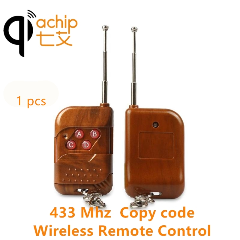 Qiachip 433 Mhz Rf Universal Remote Control Copy Code