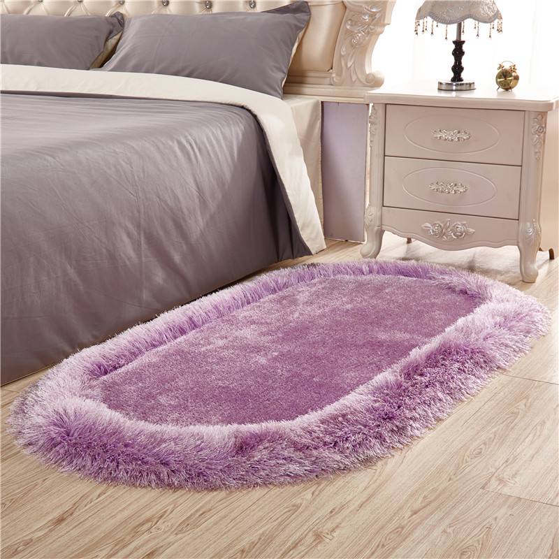 Soft Decorative Bedmats In Living Room Nonslip Banyo Paspas Bathroom Mats For Decor Toilet Thickened Door Rugs Antislip Carpets