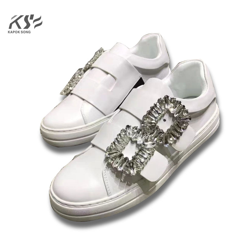 fashion designer women flats really leather luxury brand designer shoes casual shoes new model confortable shoes sharp rivet factory direct sale women cloth shoes new designer shoes bowknot casual shoes work flats