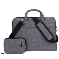 Laptop Bag New Arrival KaLuSi Brand Waterproof Handbag 11 13 15 17 Notebook Computer Unisex Briefcase