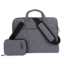 Laptop Bag New Arrival KaLuSi Brand Waterproof Handbag 11 13 15 17 Notebook Computer Unisex Briefcase