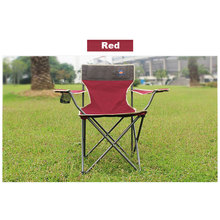 Lightweight high-grade armchair Portable Fishing Chair Lightweight Folding Outdoor Camping Stool for Festival Picnic BBQ