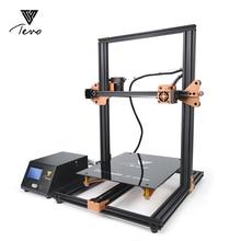 Newsest TEVO Торнадо Полностью Собранный 3D-принтеры 3d печать 300*300*400 мм большая площадь печати 3D-принтеры комплект