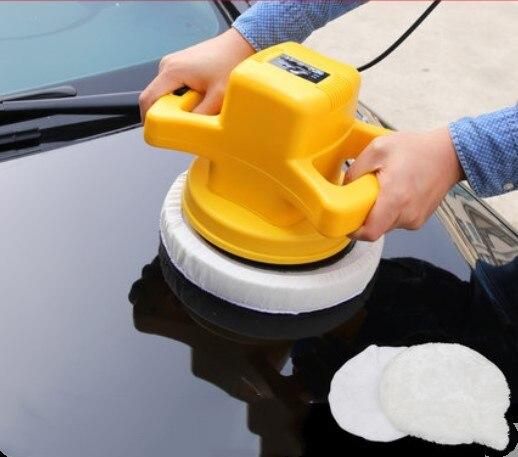 цена на Free Shipping Automobile Polishing Machine Sealing Glaze Wax Polish Vehicle Mounted 12V Electric Small Family Car Tools