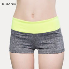 Women Pink Running Sports Shorts