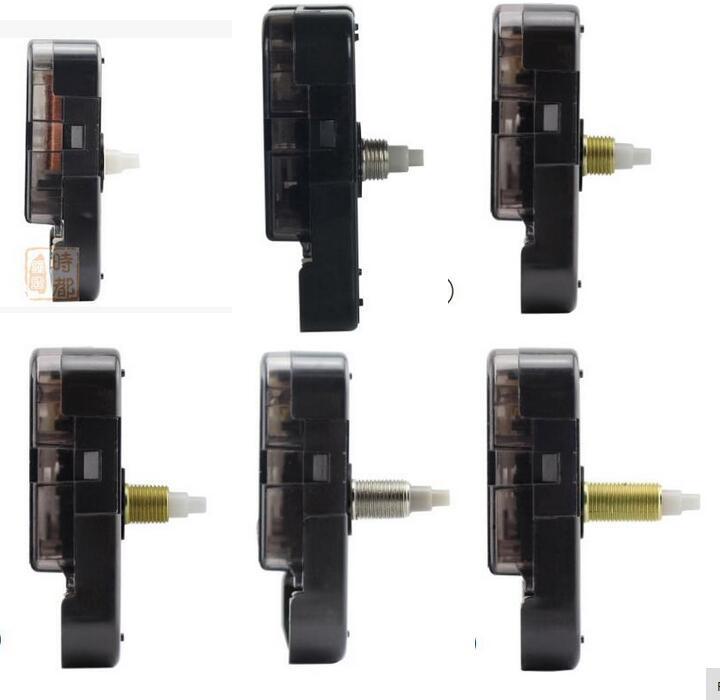 For Clock Panel 12888 Quartz Clock Movement Mechanism Hands DIY Repair Part Kit+Hour Minute Hands 50pcs Wholesales