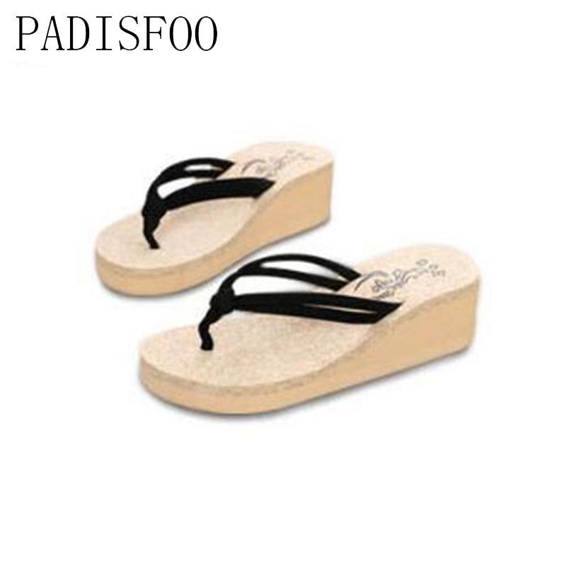 POADISFOO  women The New Beach Summer Braid  Flip Drag Sandals Fashion Trend Slack Water slippers.WNH-883 gibbon slack line classiс 15m