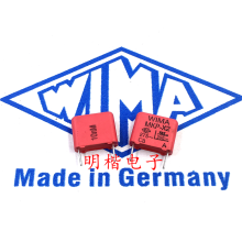 10PCS/30PCS New German Capacitor WIMA MKP-X2 275VAC 0.01UF 103 10NF Pitch 10mm FREE SHIPPING