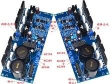 A60 DIY placa amplificador de potência placa amplificador de potência