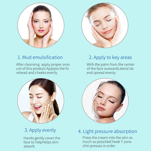Image 5 - Face Day Night cream Whitening Moisturizing Acido Hialuronico Creme Para O Rosto Facial Cremas Faciales Anti Edad Wrinkle Aging