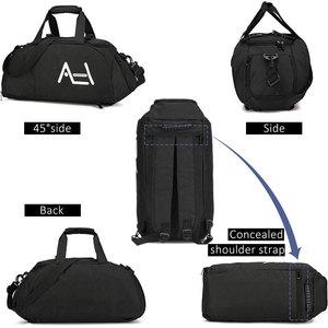 Image 2 - Scione Men Travel Sport Bags Mens Handbag Large Travel Bag High Quality Luggage Shoulder Traveling Bags And Luggage For Men
