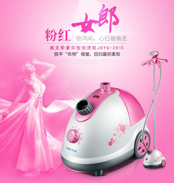 Top quality Multi-function Garment Steamer Handheld electric iron Laundry Appliances 1