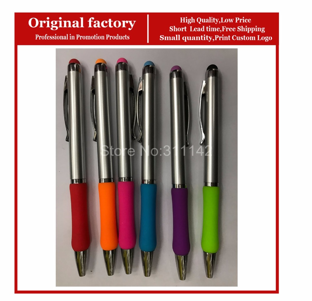 promotional cheap touch screen stylus pen 1000pcs free shipping in