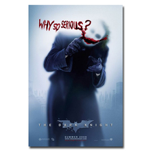 Why So Serious Joker Silk Poster (7 Sizes)