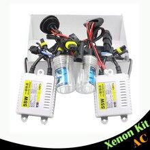 55W H1 H3 H7 H8 H9 H11 9005 HB3 H10 9006 HB4 880 881 AC HID Xenon Kit Ballast Lamp 4300K Warm White Car Headlight Fog Light