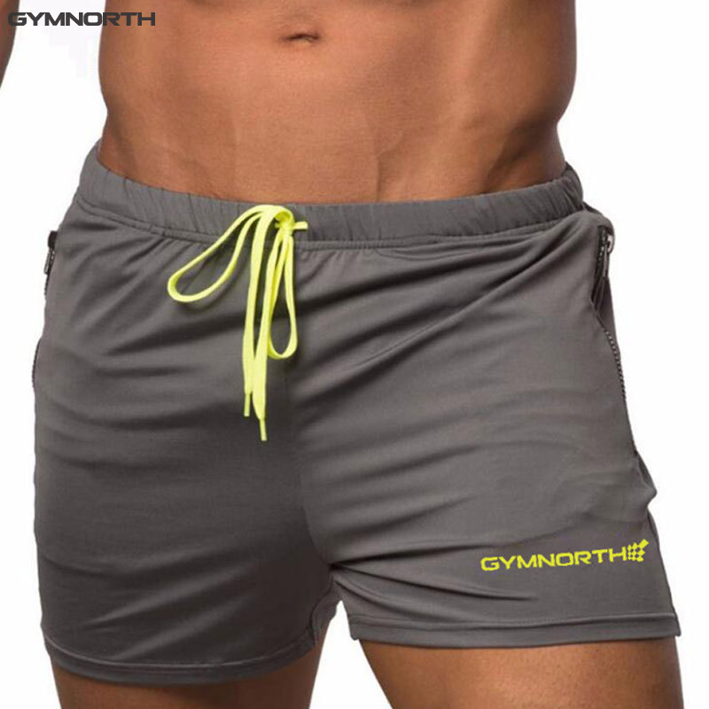 GYMNORTH Shorts Men 2018 Brand Breathable Bermuda Masculina Casual Fast Drying Short Masculino Curto Summer Short Pants Boys