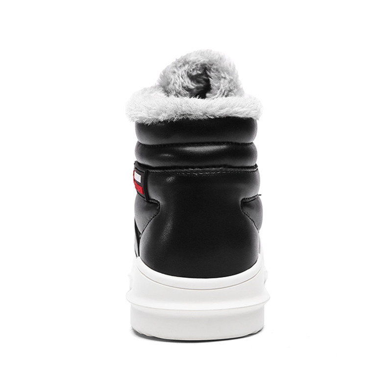 Cheville Top De Peluche Chaussures Plein Black D'hiver 45 Air Fourrure forme Coton En Neige Hommes Hombre brown Plate Botas Chaud Bottes Grande Occasionnels Haute 39 blue Taille mN0wv8nOy