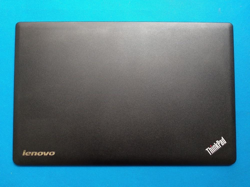 Új eredeti Lenovo ThinkPad E530 E535 E530C LCD hátsó fedél hátsó fedél felső tok műanyag szerelvény AP0NV000D00 04W4119