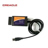 Code Reader ELM327 V1 5 USB With Switch FTDI FT232RL 2480 Chip Modified FTDI Chip OBD2