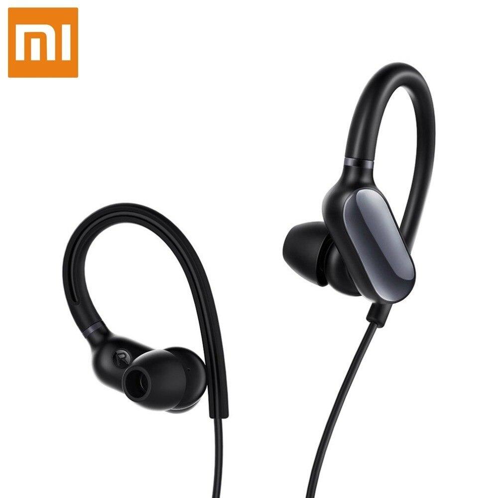 Origine Xiao mi mi Sport Bluetooth Casque mi ni Version Sans Fil Écouteurs Avec mi crophone Étanche Bluetooth 4.1 Écouteur